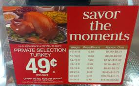 qfc best turkey deal only 0 49 lb when you spend 30 before