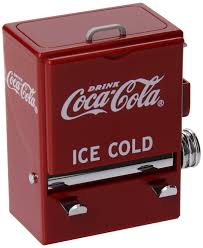 amazon com tablecraft coca cola cc304 vending machine toothpick