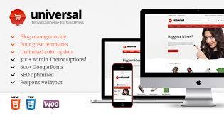 universal premium wordpress theme by nine themes themeforest