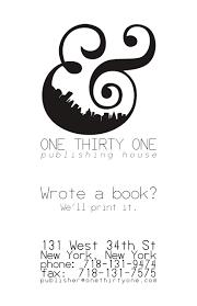 one thirty one publishing by laura pavlo at coroflot com