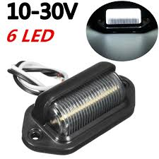 Led Light Bulbs For Travel Trailers by Online Get Cheap Trailer Number Plate Led Aliexpress Com