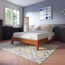 full size wood beds for less overstock com