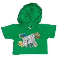 mutant turtles hoodie