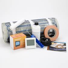electric underfloor heating underfloor heating kits and systems