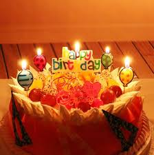 amazing happy birthday candle amazing ideas to decor birthday cakes with candles trends for