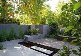Small Modern Garden Ideas Small Modern Garden Design Ideas With Slate Walkway Outside