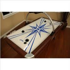 Arctic Wind Air Hockey Table by Air Hockey Table Buyers Guide Air Hockey Table Guide