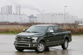 ford dearborn truck plant phone number ford gets the aluminum f 150 ready for prime daily mail