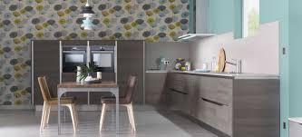 papier peint cuisine moderne prepossessing idees de papier peint cuisine moderne id es cour arri