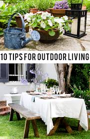 Patio Tablecloth by 10 Ways To Make The Most Of Your Outdoor Space