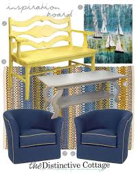 Denim Sofa And Loveseat by Cottage Living Room Archives The Distinctive Cottage