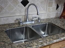granite sinks kitchen cabinets and granite