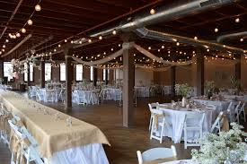 Restaurant String Lights by Coppes Commons Wedding Venue And Event Venue