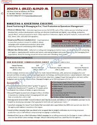 Sample Advertising Resume by Resumes U0026 Self Marketing Collateral Career Solvers