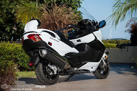 2013 suzuki burgman 650 abs first ride photos motorcycle usa