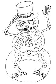 10 best dia de los muertos images on pinterest coloring books