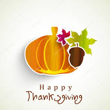 happy thanksgiving day sticker label or tag stock vector
