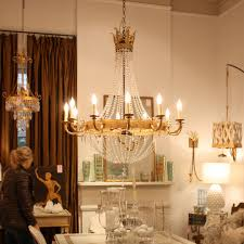 New Chandelier Designer Chandeliers And Julie Neill S Shop In New Orleans
