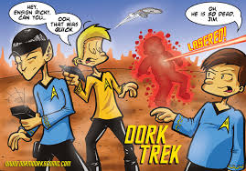 Red Shirt Star Trek Meme - star trek redshirt by mikehankins on deviantart