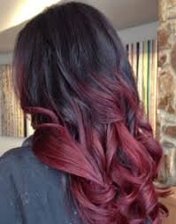 how to get cherry coke hair color trend alert cherry bombré hair the fashion foot