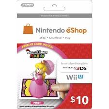 nintendo prepaid card prepaid card us 10 for us network only ar card edition