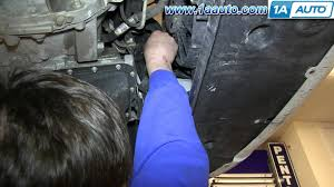 how to install replace mass air flow sensor meter 2005 07 ford