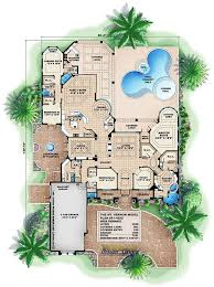mediterranean house plan best 25 mediterranean house plans ideas on