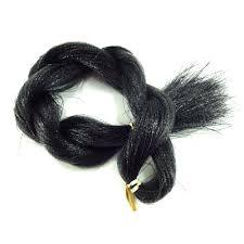 how to crinkle black hair crinkle tinsel hair black at i kick shins