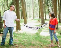 Engagement Photo Props Save The Date Banner Photo Prop Sign Save The Date Sign