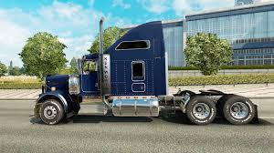 kenworth t900 w900 for euro truck simulator 2