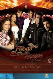 Seeking Series Y Novelas Fuego En La Sangre Tv Series