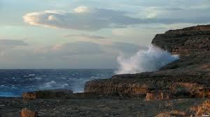 Azure Window Malta U0027s U0027azure Window U0027 Rock Formation Collapses Into The Sea