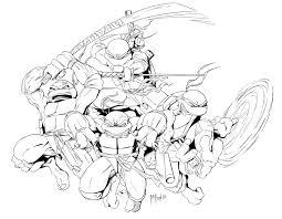 teenage mutant ninja turtles by therealmillard on deviantart