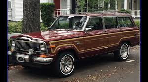 jeep grand wagoneer jeep grand wagoneer 2018 concept youtube