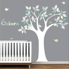 Stickers Chambre Bebe Arbre by Stickers Chambre Bebe Arbre Inspirations Avec Stickers Arbre Pour