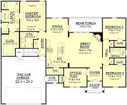 3 Bedroom Open Floor House Plans 165 Best Floor Plans Images On Pinterest Dream House Plans