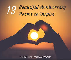 wedding quotes poems 13 beautiful anniversary poems to inspire paper anniversary by