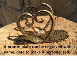 bronze anniversary gifts bronze anniversary etsy