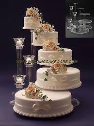 acrylic 5 tier wedding cake stand buy wedding cake stand square