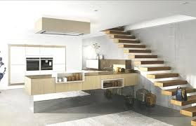 cuisine bois clair ilot central cuisine bois ilot cuisine bois ilot central de cuisine