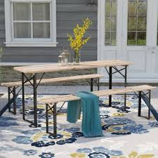 dining if 1002 kitchener waterloo funiture store picnic tables you ll love wayfair