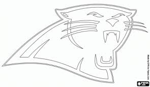 panther coloring pages awesome carolina panthers coloring pages