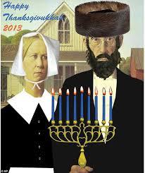 oy vey thanksgiving and hanukkah fall on the same day hanukkah