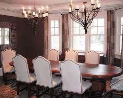 upholstered dining room chairs elegant and neutral