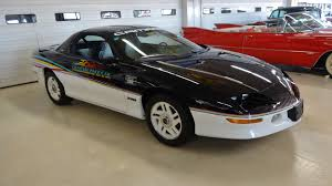 z28 camaro 1993 chevrolet camaro z28 pace car stock 106741 for sale near