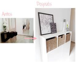 mueble recibidor ikea decoración para todos los bolsillos recibidor ideas en polvo