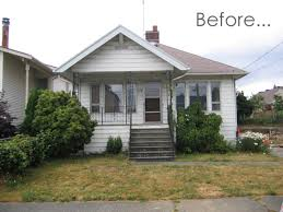 28 before and after pictures of exterior home renovations