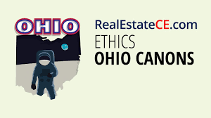 real estate ce course ethics ohio canons youtube