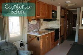 Paint For Kitchen Countertops Updating Rv Counters With Giani Granite Countertop Paint The New