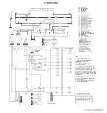 trane heat pump wiring schematic with electrical diagrams wenkm com